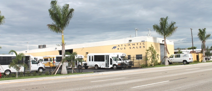 Atlantic shuttle buses