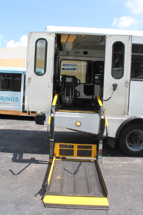 Paratransit Service Vehicle