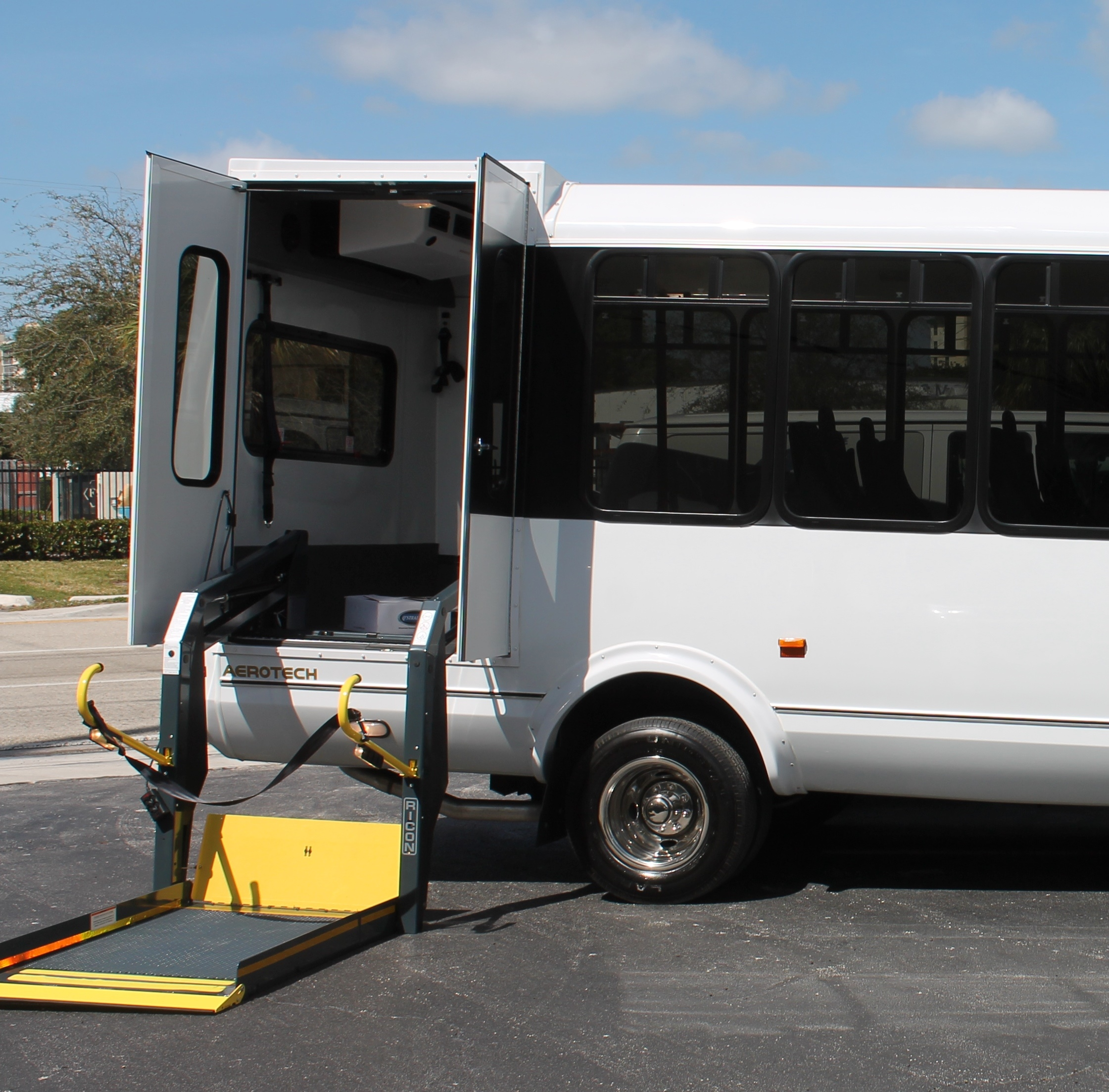 wheelchair lift bus. Perfect Lift Bus Wheelchair Lift Inspection For