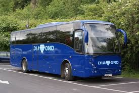 Diamond Coach buses for sale