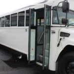 2015 Bluebird Activity Bus 48 Passenger